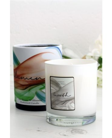 The Elements Collection Earth Perfumed Candles