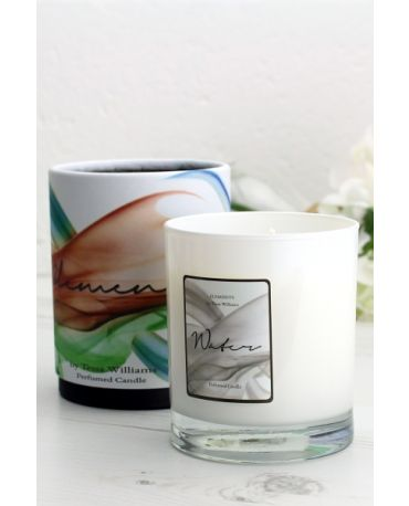 The Elments Collection Water Perfumed Candles