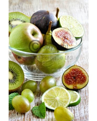 Fresh Fig & Green Apple