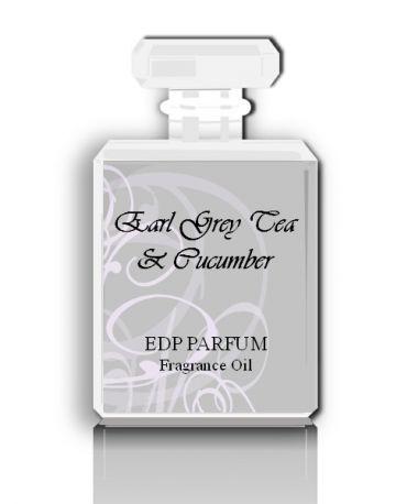 EARL GREY TEA & CUCUMBER EAU D'PARFUM FRAGRANCE OIL