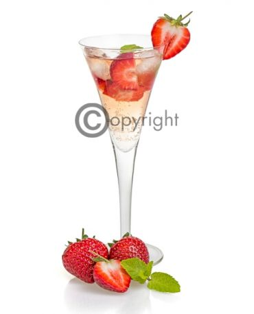 strawberries-prosecco-flavour